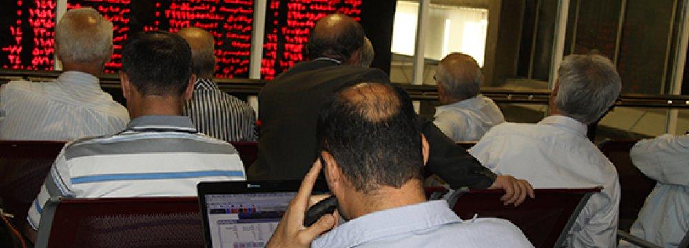 Stocks Wax and Wane