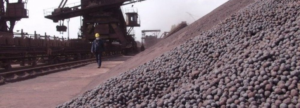 India to Sell High-Grade Iron Pellets to Iran