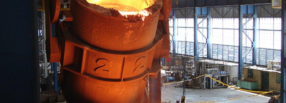 Foreign Steelmakers Eye Iranian Market