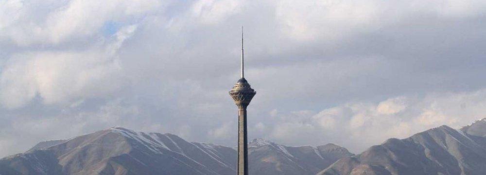 Tehran Districts Have Air Monitoring