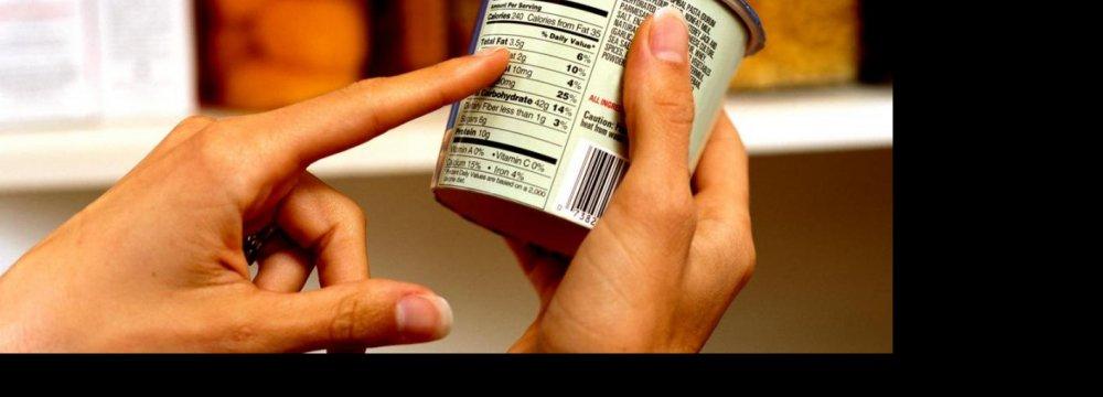Ultimatum on Food Labeling