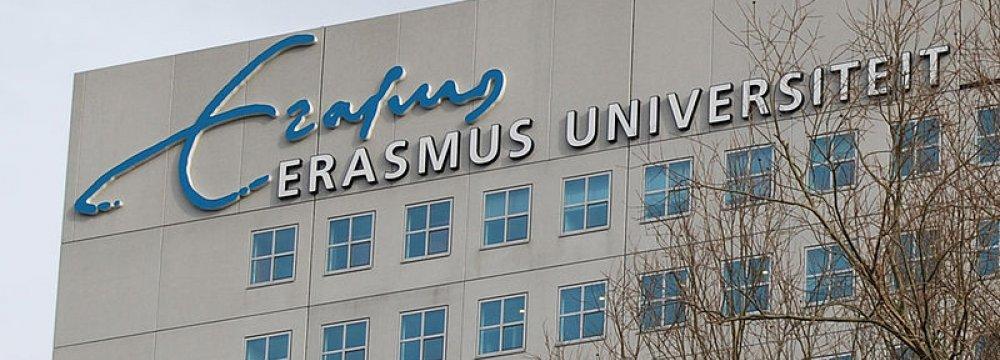 Erasmus University Rotterdam, IBRC Sign MoU