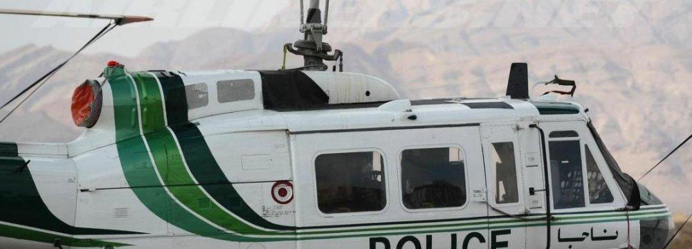 First 'Naja Police' Airport in Tehran