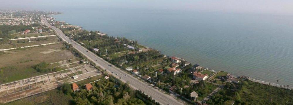 Gov't Sees Progress in Tehran-North  Highway Construction