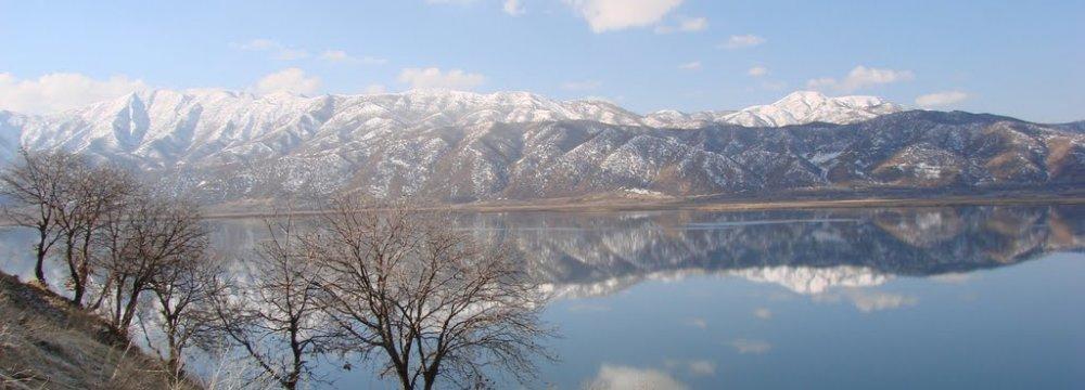 Lake Zerivar on Ramsar Convention Wetlands List