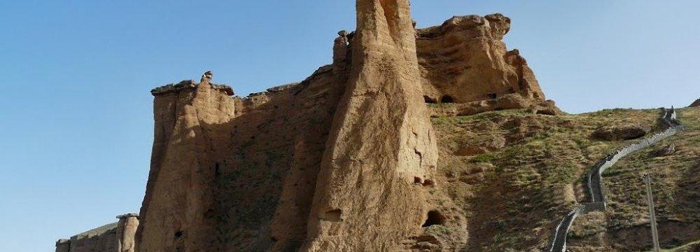 Behestan Fort