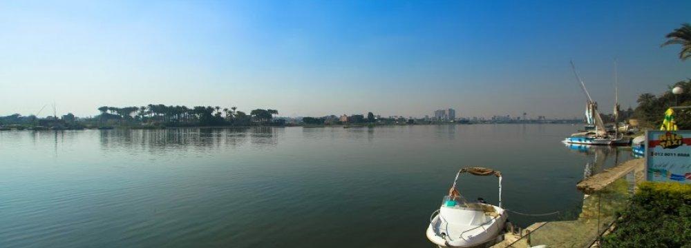 Enjoy the Nile Taxi Ride