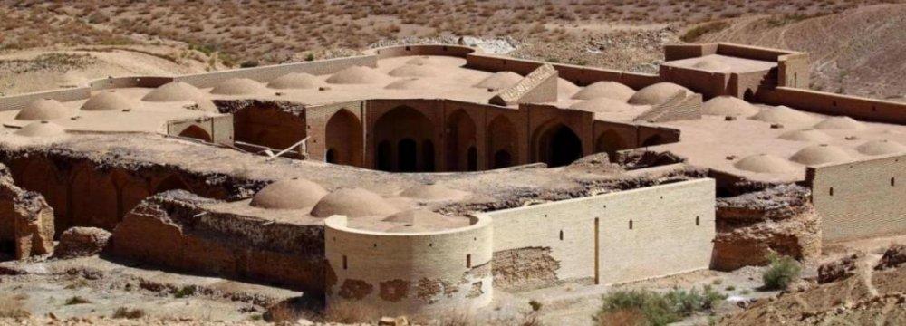 Eyn-ol-Rashid Caravanserai Restored