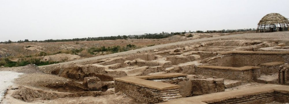 Jiroft, the Cradle  of Civilization