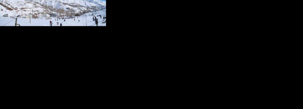 Grand Plans for  Darbandsar Ski Resort