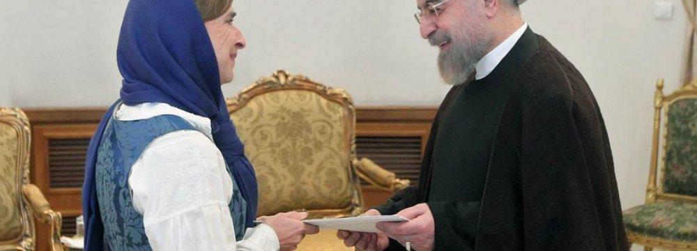 Norwegian Envoy Critical of Propaganda Against Iran