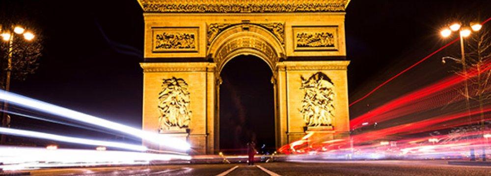 Nervous Visit to Paris