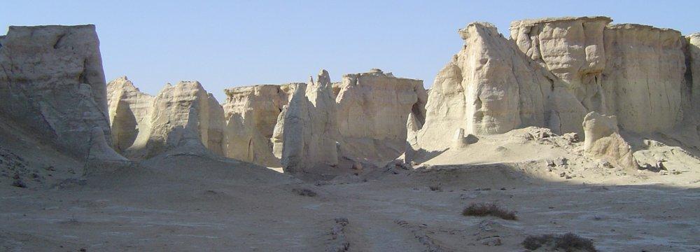 Qeshm Calling in Winter