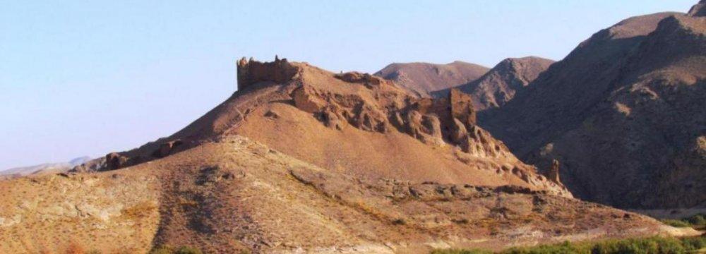 Kerman Fortress on Heritage List