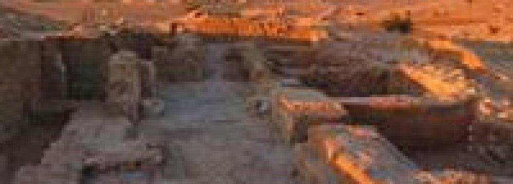 Sassanid Trade in Tel-Qale