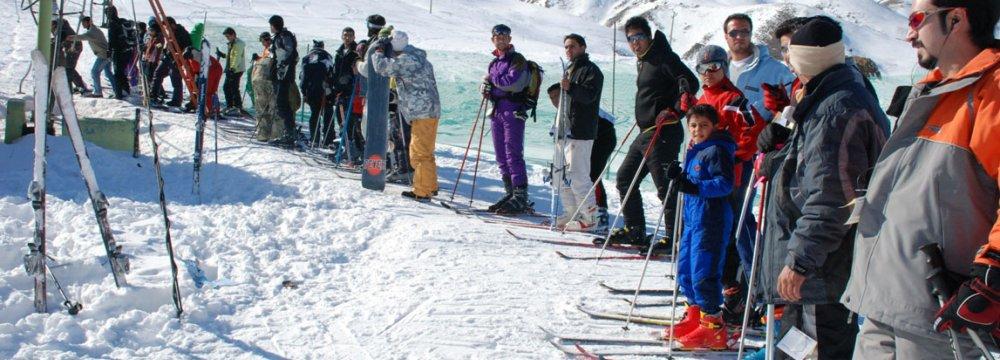 Skiers Invited to Khoshako Slopes