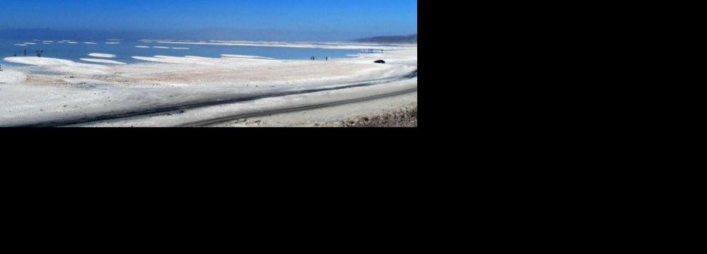 Urumia Lake to  be Restored