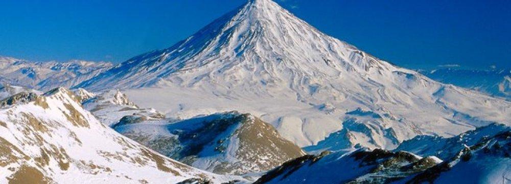 Damavand, Highest Volcano in Asia