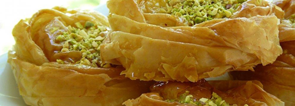 Iranian Food Popular