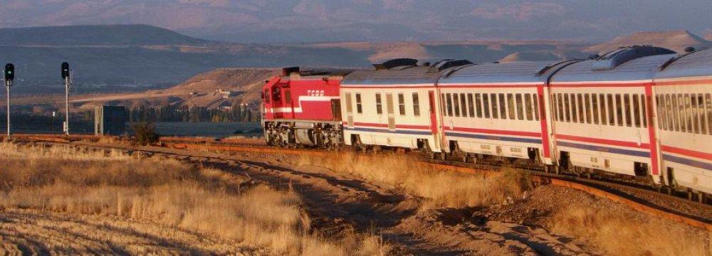 Iran the New Destination for Train Tours