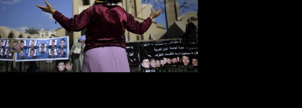 Egypt Bombs IS in Libya After Mass Beheading