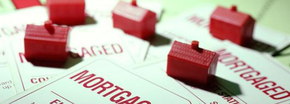 Mortgage Securities  Lose Some Value