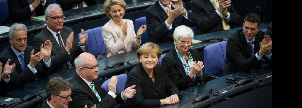 All Eyes on Berlin as  ECB Readies Bond Scheme