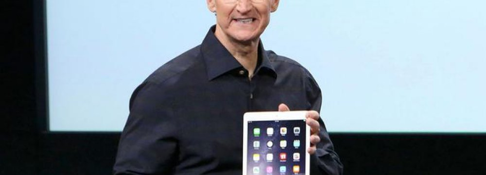 Apple  to Unveil  Thinnest Tablet