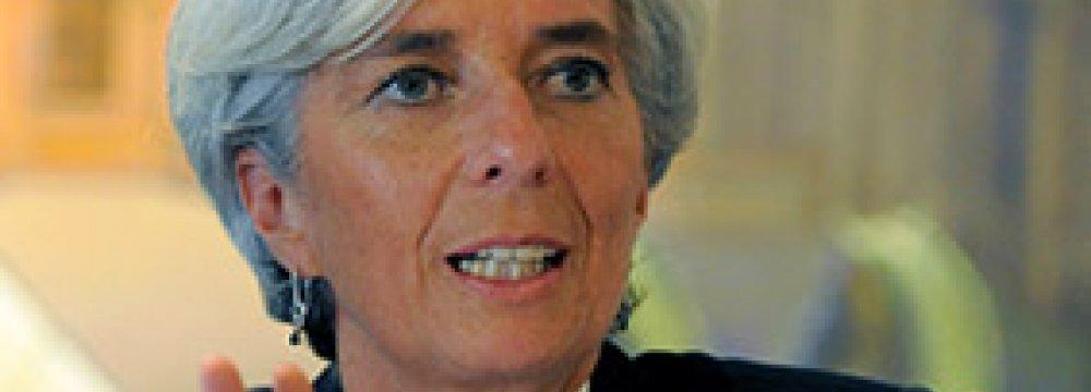 IMF Warning