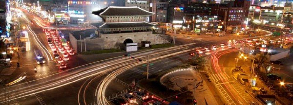 China, Japan Investors Tap S. Korea Financial Market