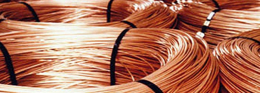 Copper Imports Tumble