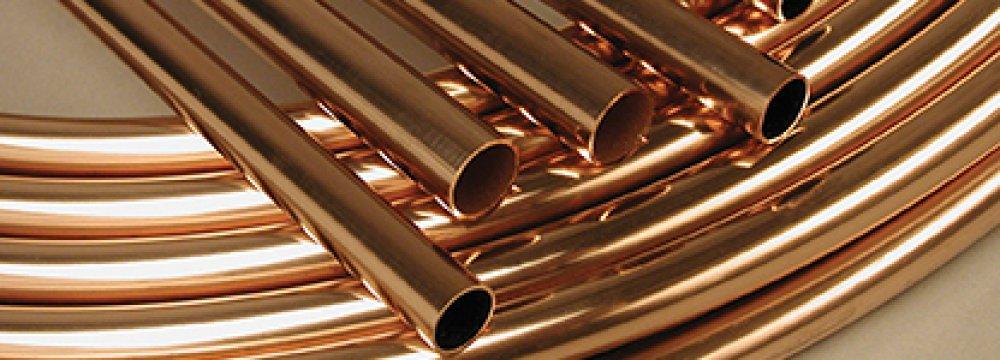 Copper Slumps