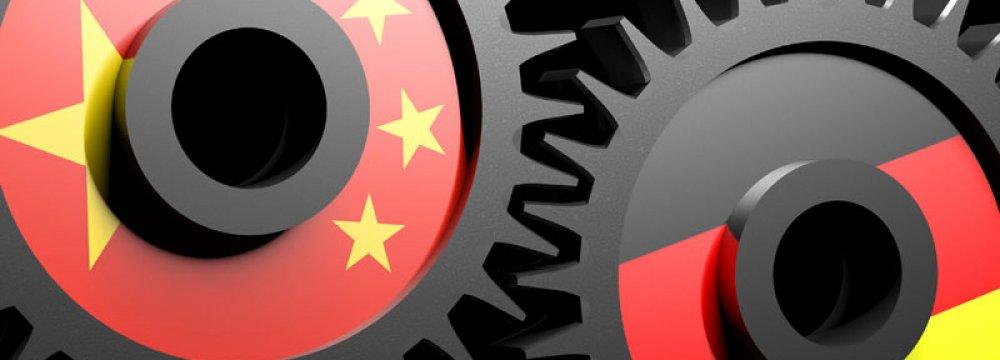 Germany Seeks Broader Opening of Chinese Market