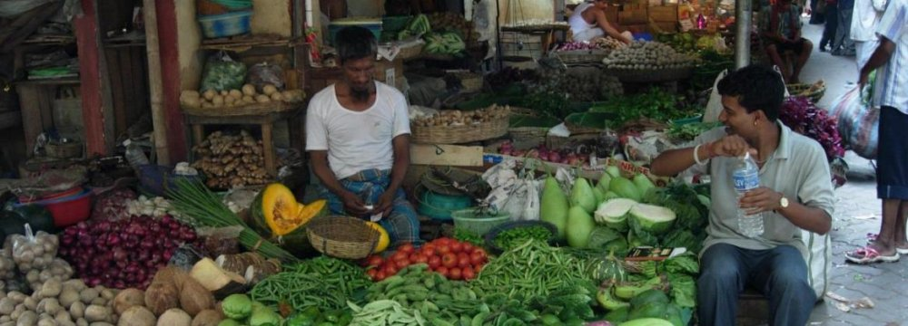 India Inflation at 5-Year Low