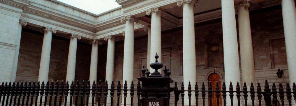 Irish Banks Smiling