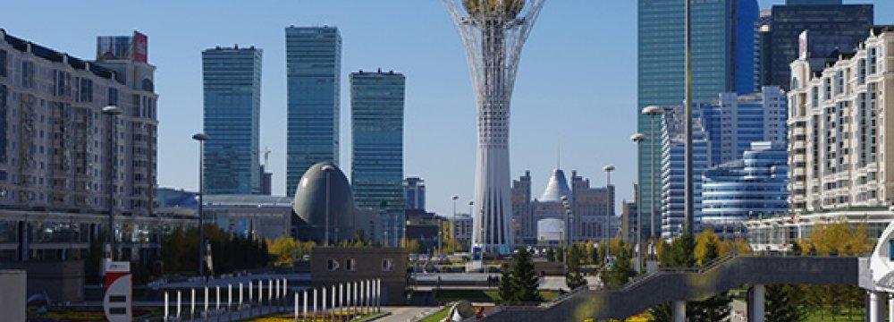 Kazakh, OECD Cooperation