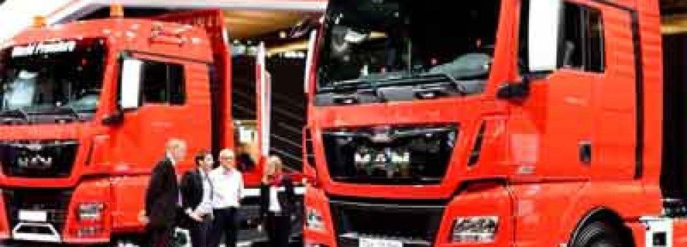 MAN Rolls Out Hi-Tech Vehicles