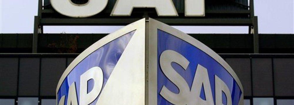 SAP Cuts Profit Outlook German business