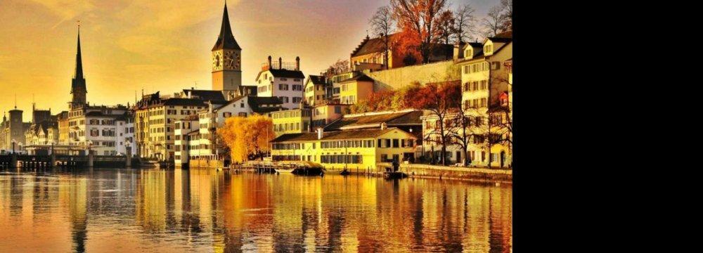 Switzerland Remains  Offshore Wealth Magnet