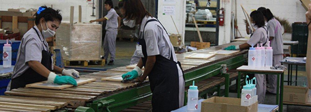Thailand Manufacturing Slides