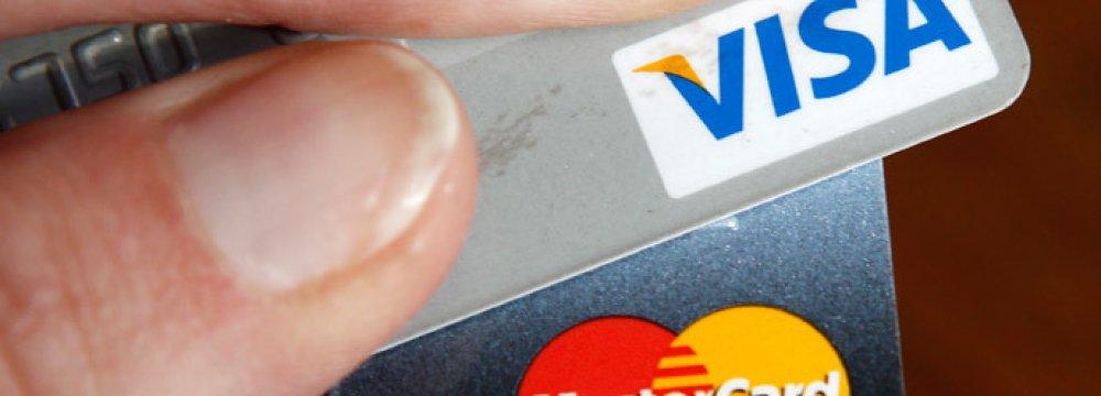 Credit Cards Suspend Service