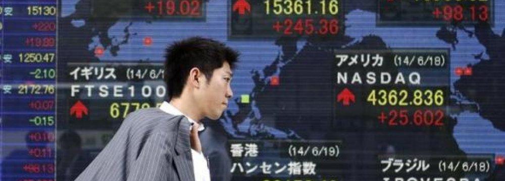 Dollar Gains on Yen