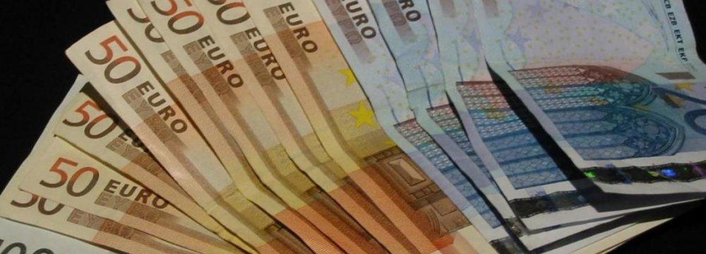 Euro Slides  to 9-Year Low