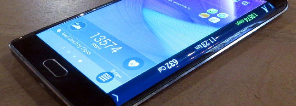 Galaxy 'S6 Edge' More Powerful Than iPad Air 2