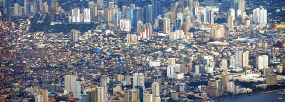 Philippine Inflation  Hits Peak