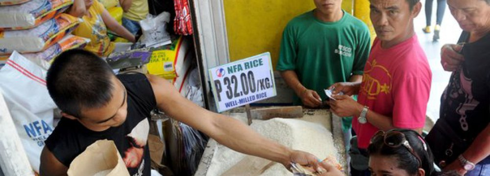 Philippines Economy Slows