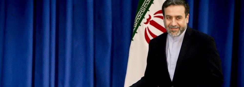 Iran Weighing Response  to US Visa Bill