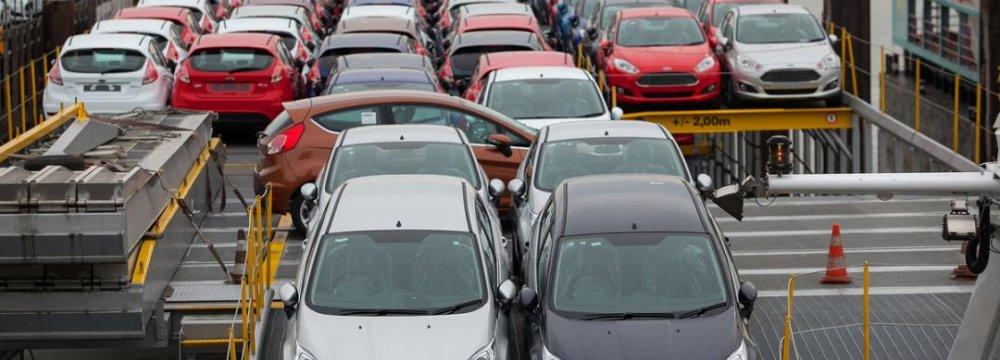 Western Europe Car Sales Rise 9%