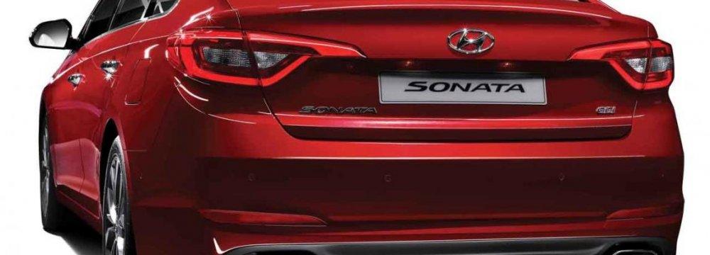 Hyundai Recalls Sonatas