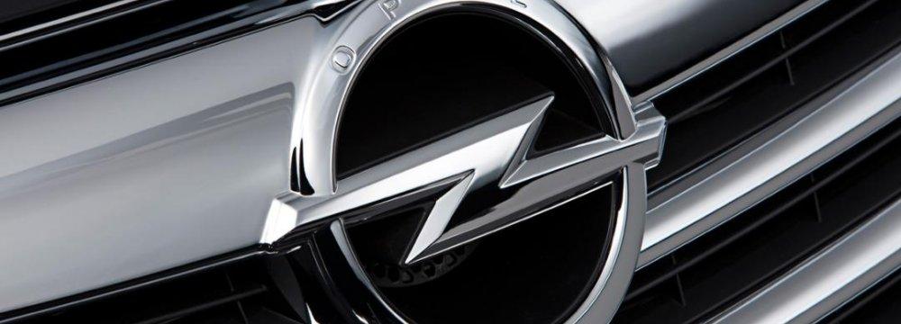 New Opel Models Arrive